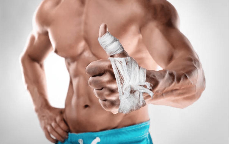 Éviter les dommages collatéraux sur vos muscles après vos séances de musculation