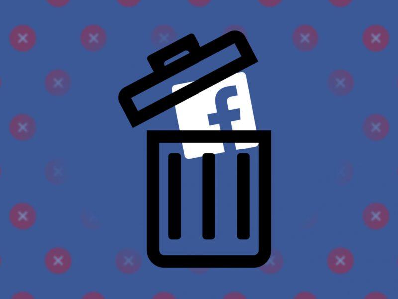 Comment supprimer un compte Facebook : différence entre désactivation et suppression