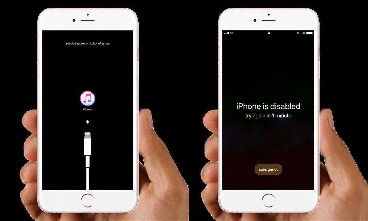 iPhone désactivé que faire : Comment l'activer ?
