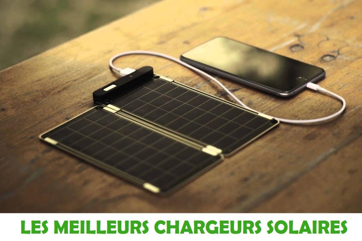 Chargeur téléphone solaire : comment le choisir ?